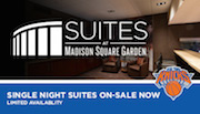 Suites at Madison Square Garden