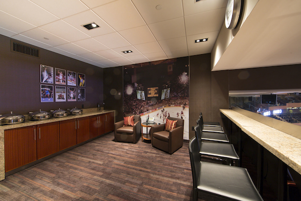 Suite Rentals At Madison Square Garden New York Knicks