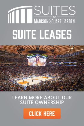 Suites Ownership at Madison Square Garden
