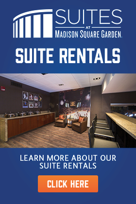 Rentals at Madison Square Garden