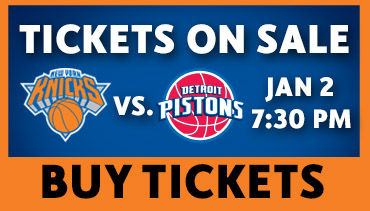Knicks vs. Pistons