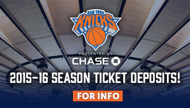2015-16 Season Ticket Deposits