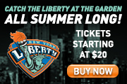 New York Liberty Tickets