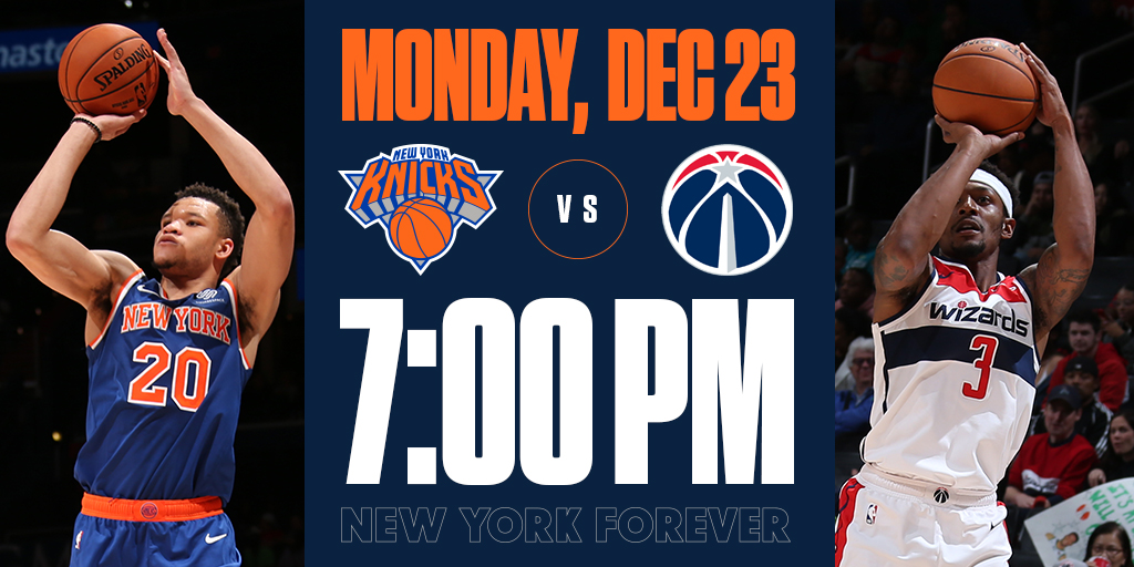 Knicks-Wizards-12-23-19
