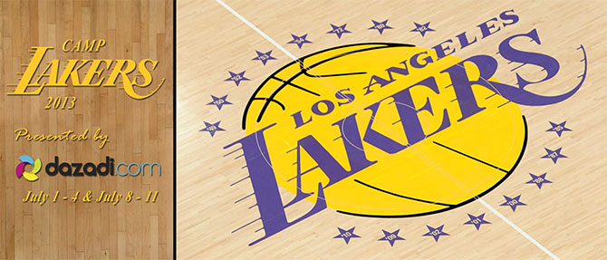 Lakers To Hold 14th Annual Youth Basketball Camp The