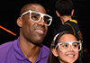 Antawn Jamison at Lakers Casino Night