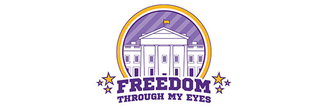 Freedom Through My Eyes Logo