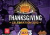 Thanksgiving Celebration 2012