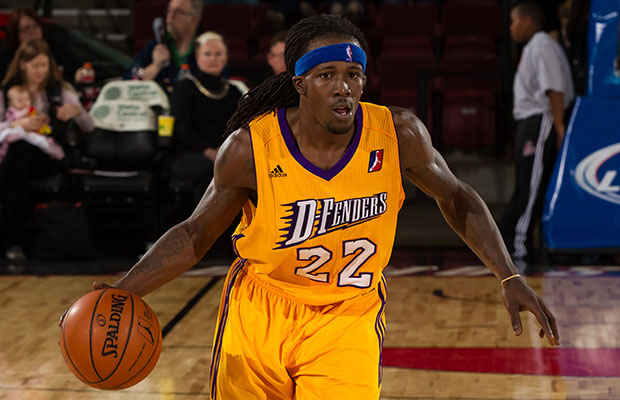 Courtney Fortson All-Star 2013