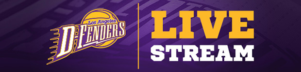 D-Fenders Live Streaming Banner