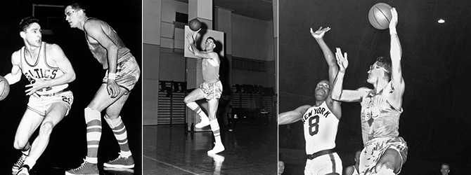 George Mikan Images