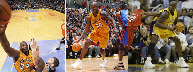 Shaquille O'Neal Images