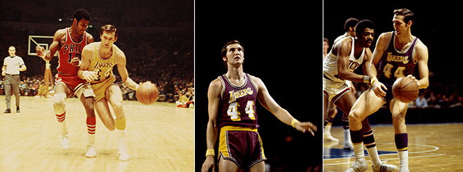 Jerry West Images