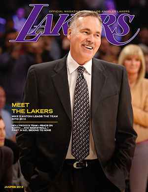 2012-13 Lakers Magazine Issue #2