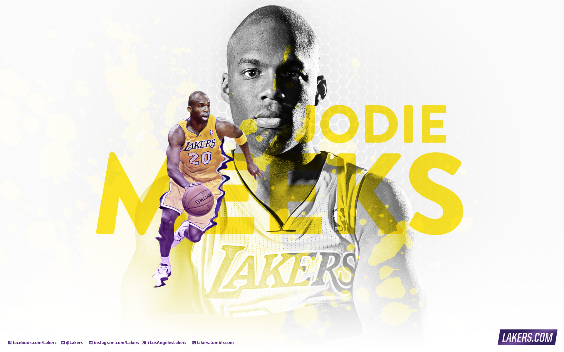Jodie Meeks Wallpaper