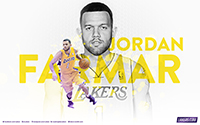 Player Wallpaper - Jordan Farmar