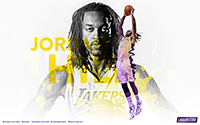 Player Wallpaper - Jordan Hill