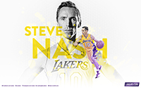 Player Wallpaper - Steve Nash