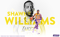 Player Wallpaper - Shawne Williams