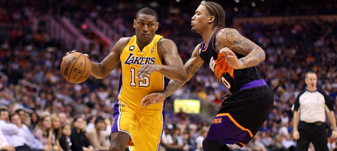 Lakers forward Metta World Peace, who injured his left knee in Monday night's game against the Warriors in Oakland, will have surgery tomorrow for a torn lateral meniscus.