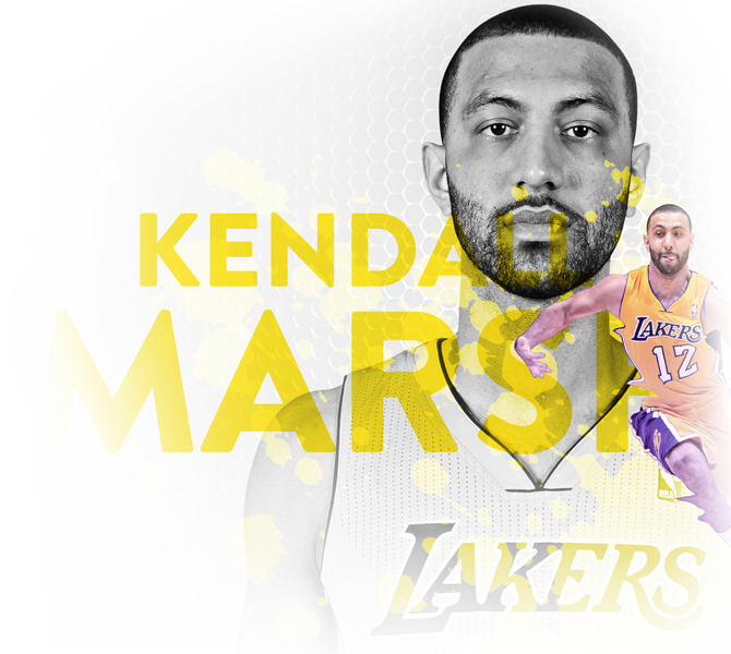 Kendall Marshall Background