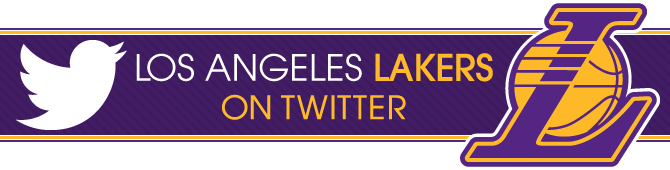 Los Angeles Lakers on Twitter