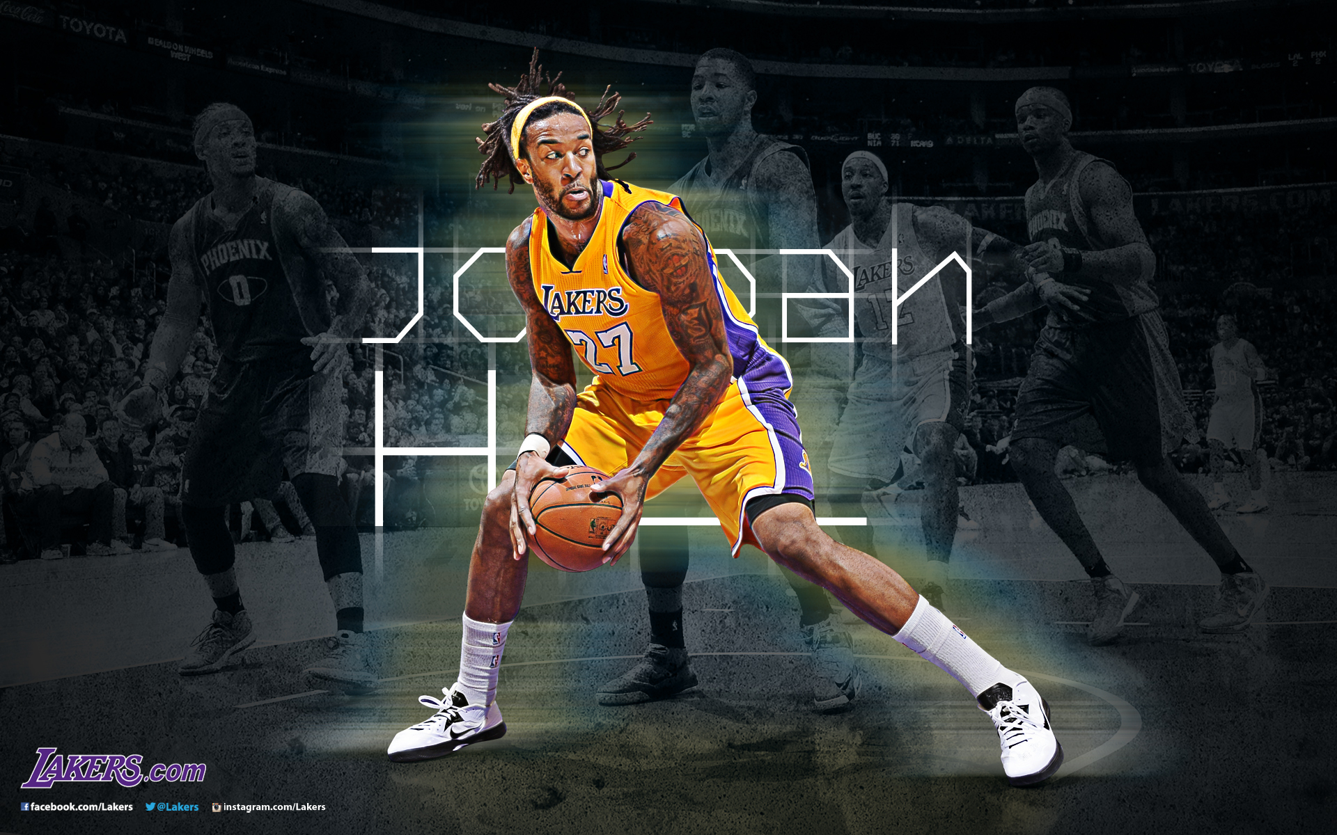 lakers hill