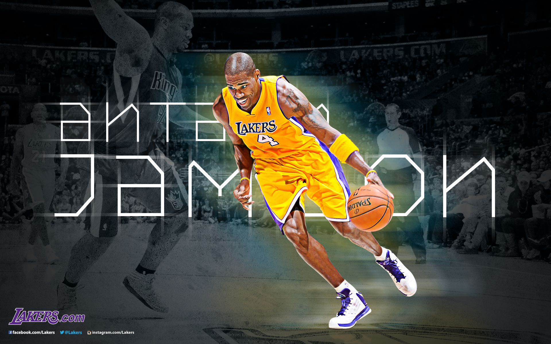 lakers desktop wallpapers the official site of the los