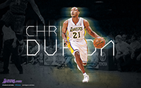 Player Wallpaper - Chris Duhon