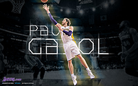 Player Wallpaper - Pau Gasol
