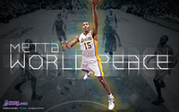 Player Wallpaper - Metta World-Peace