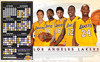 2012-13 Lakers Season Schedule
