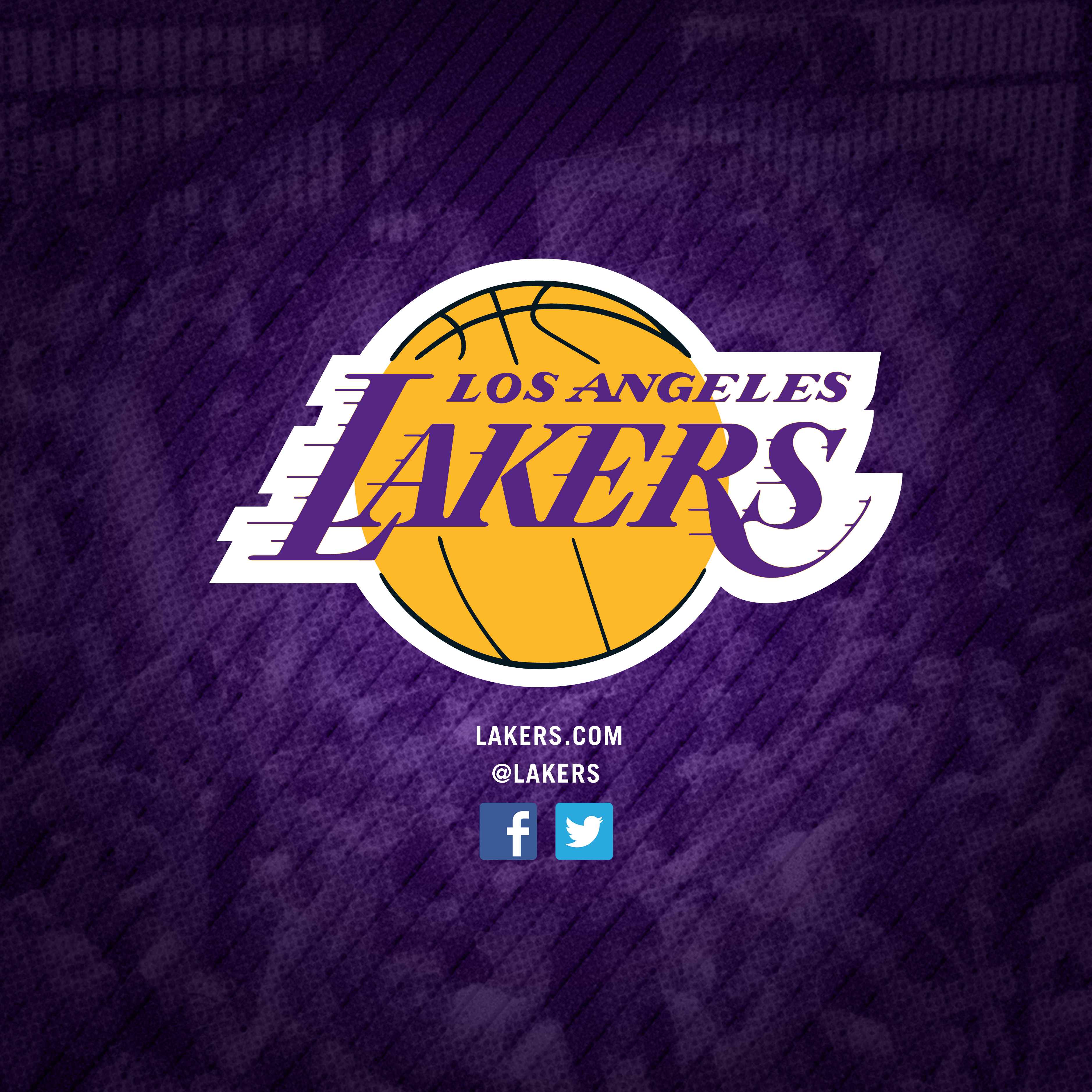 Lakers Purple Wallpaper Mobile