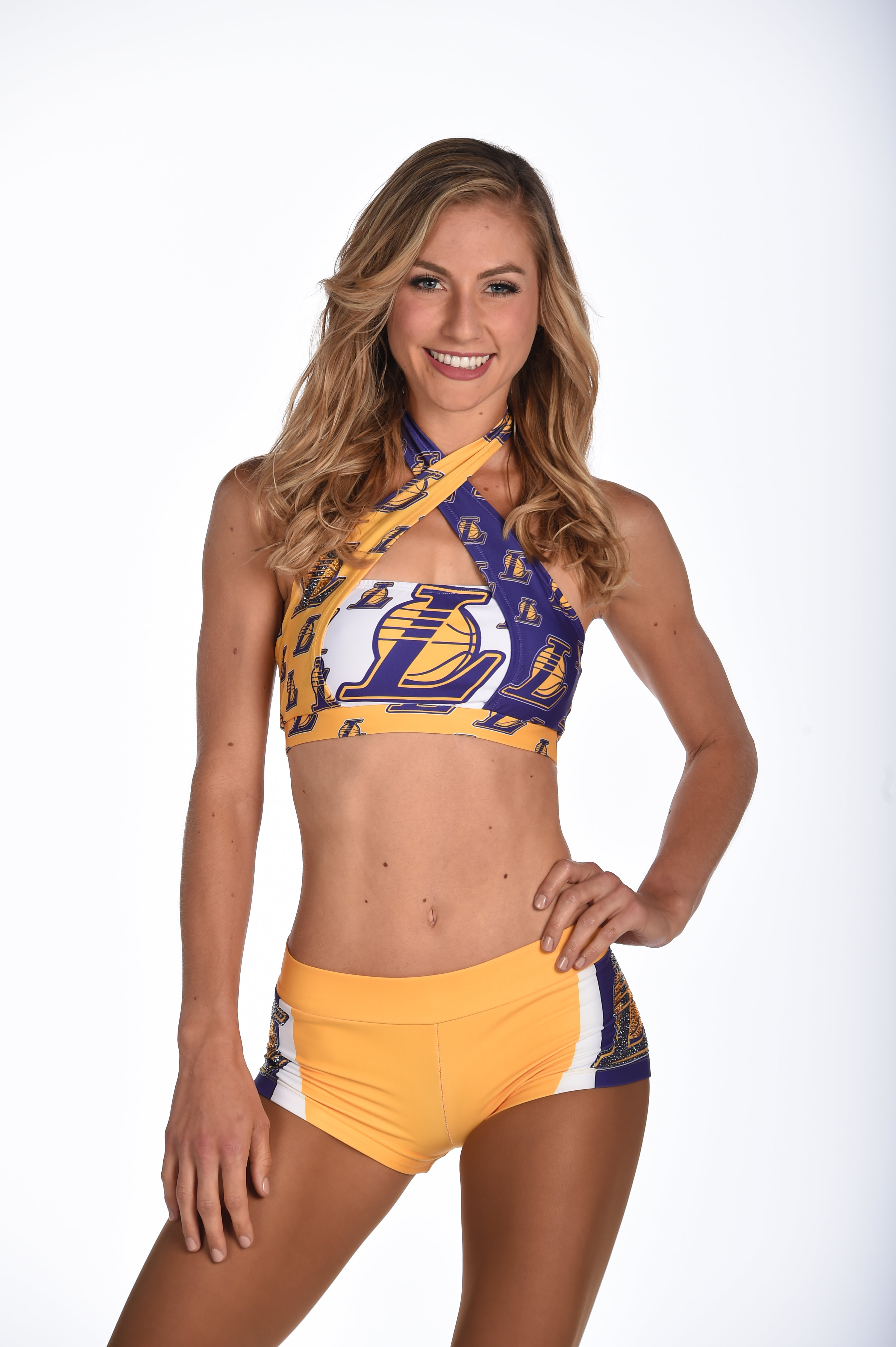 Laker Girls - Emily