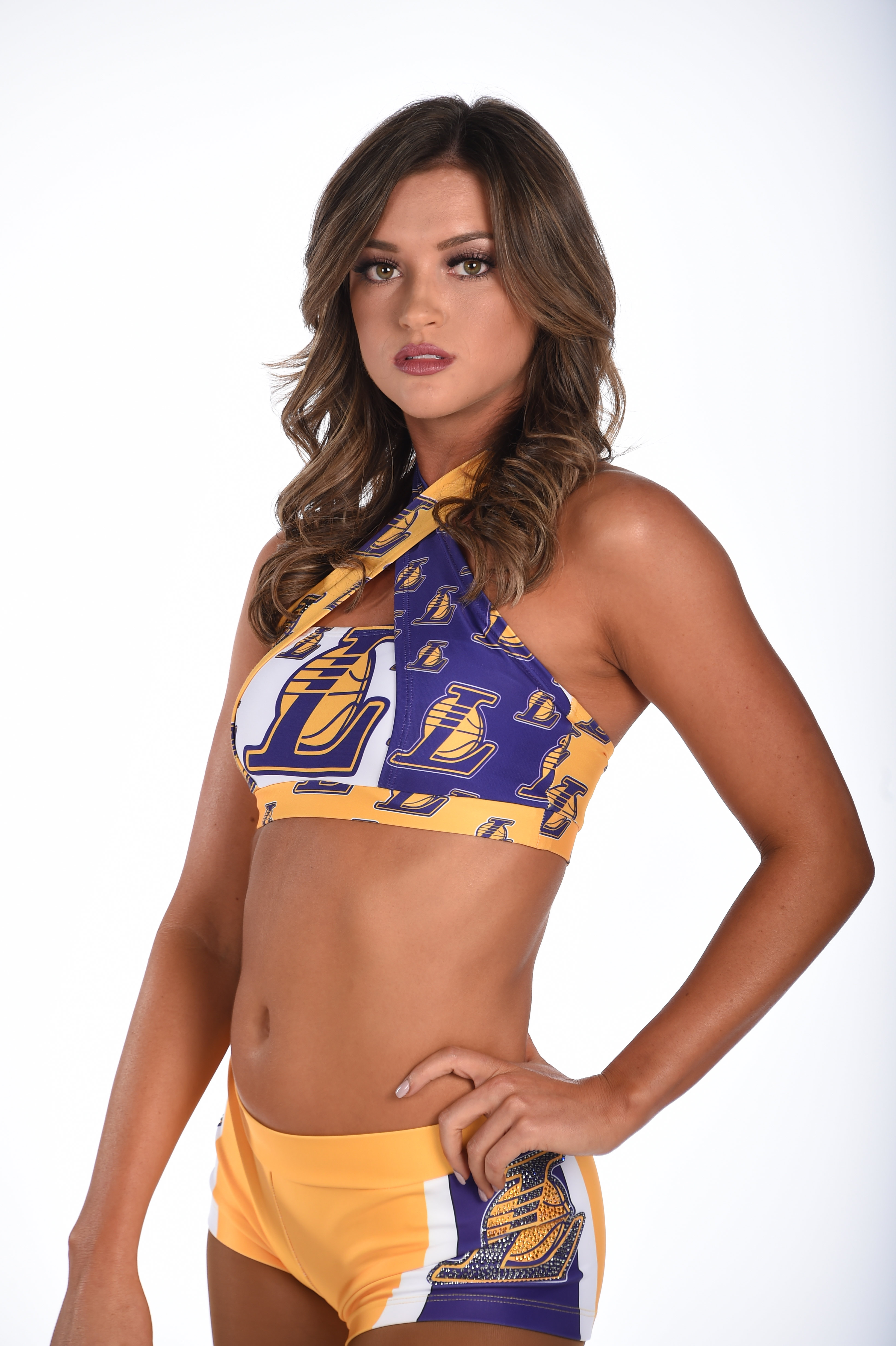 Laker Girls - Sammy