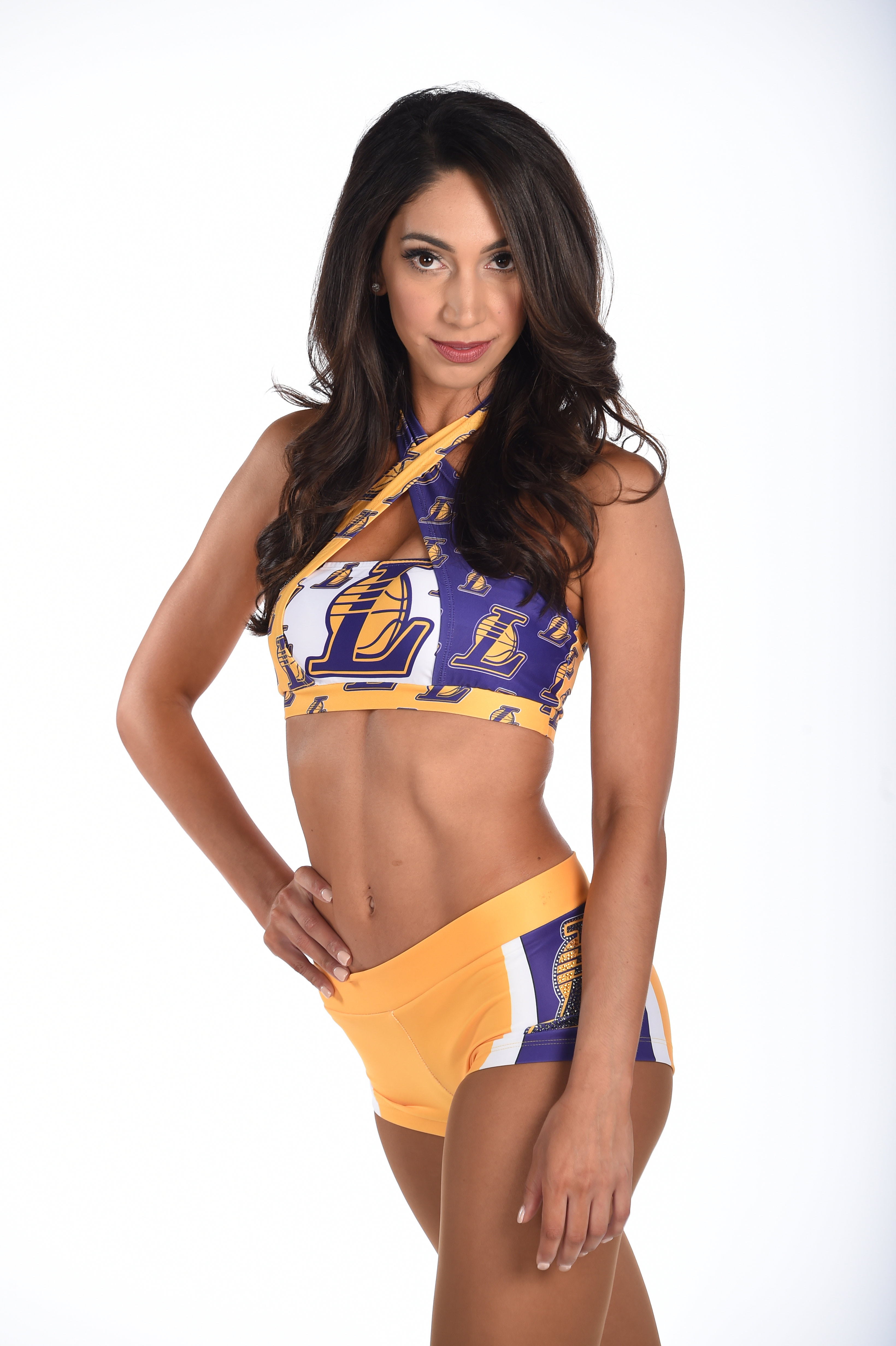 Laker Girls - Zandra