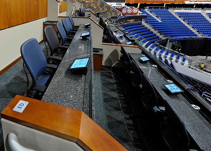 lodge Suites Seating Chart - Amway Center
