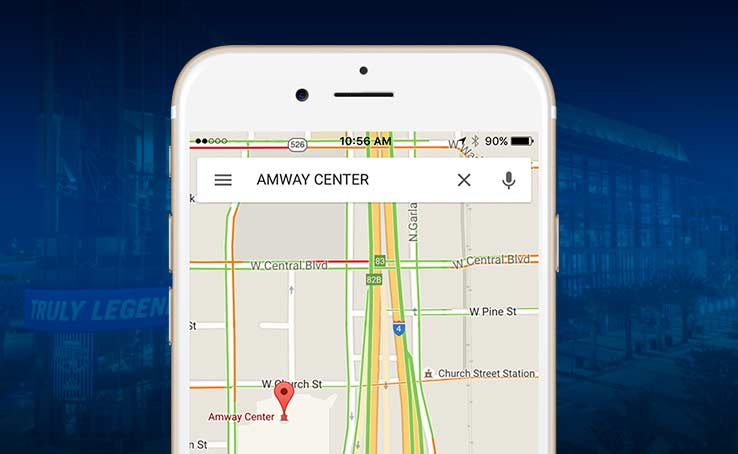 Amway center coupons