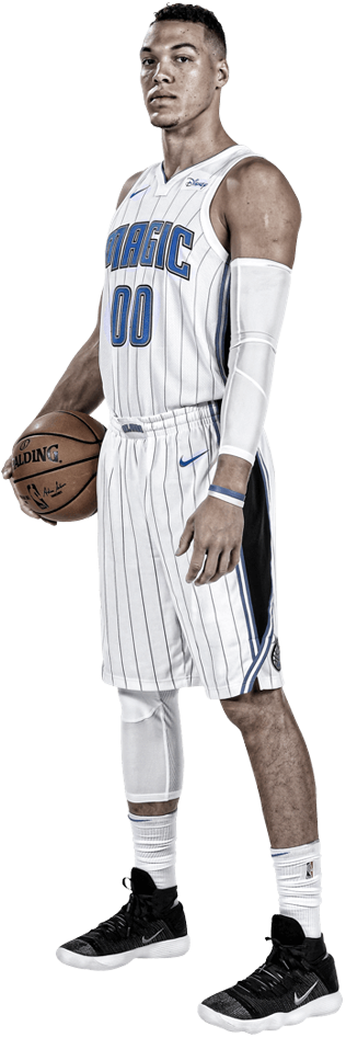 brand new 3ace6 a378a Aaron Gordon | Orlando Magic