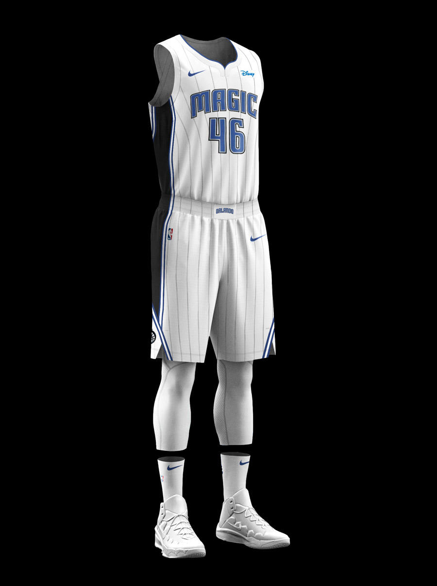 Orlando Magic Association Jersey