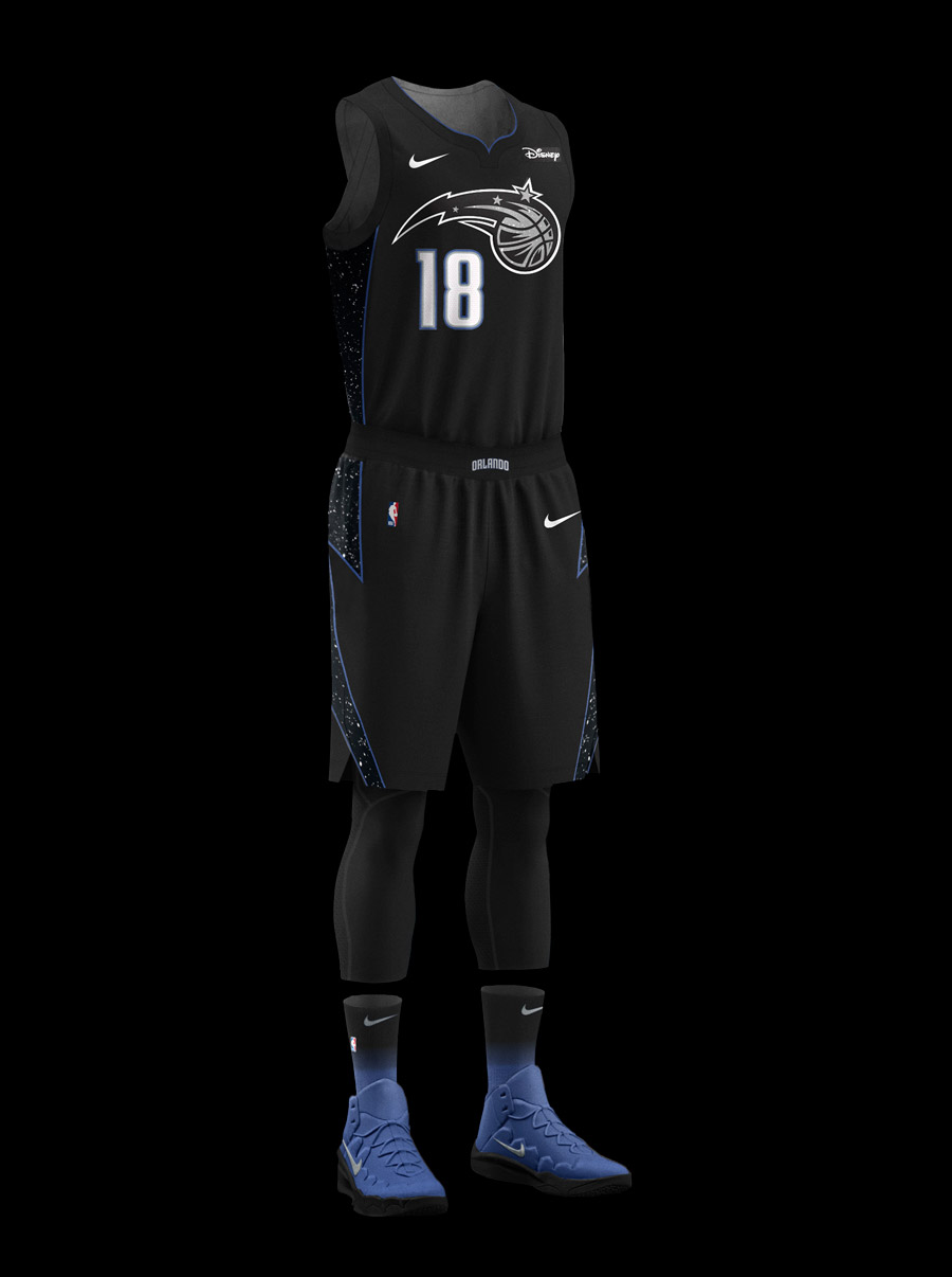 online store a0a1b b7c3a All New Nike Jerseys | Orlando Magic