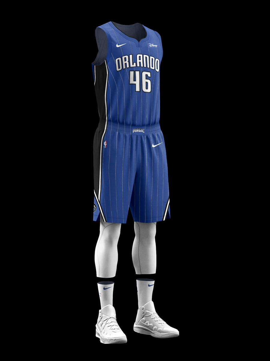 Orlando Magic Icon Jersey