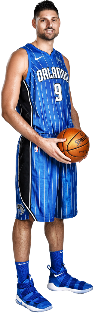 best service 51f3c cb993 Nikola Vucevic | Orlando Magic