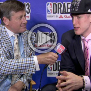 NBA Draft Interview Mason Plumlee