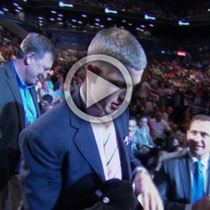 Nets Pick Mason Plumlee Video