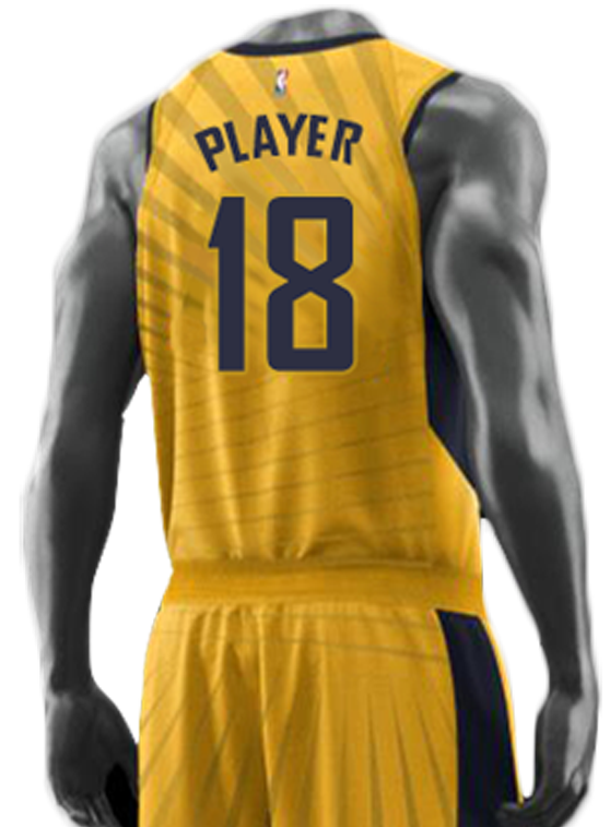 new styles 7d48a dcac6 indiana pacers basketball jersey