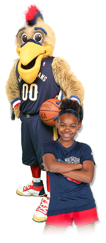 Jr. Pelicans Kids Club