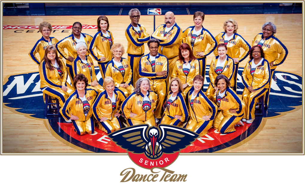 Pelicans Senior Dance Team