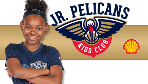 Jr Pelicans Kids Club