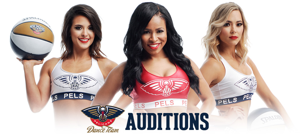 Pelicans Dance Team Auditions